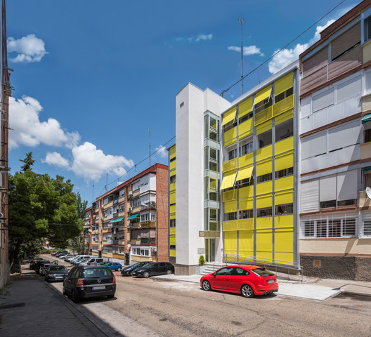 Rehabilitation in Manoteras  / Estudio Bher Arquitectos