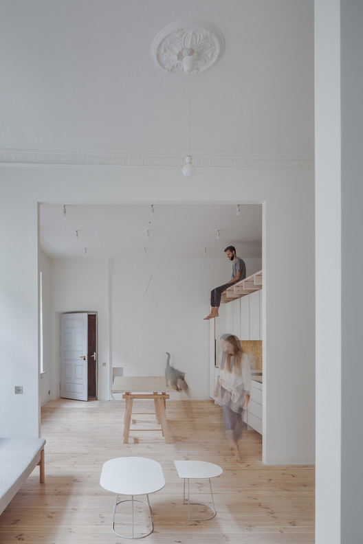 Young Family Apartment in Vilnius / SA atelier, © Norbert Tukaj