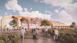 Grimshaw y Arup revelan diseño de las estaciones del tren de alta velocidad del Reino Unido