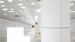 Solntsevo Metro Station / Nefa Architects