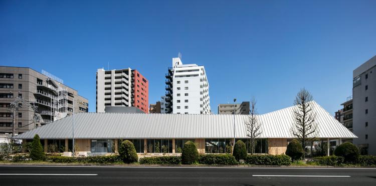Miraie Lext House Nagoya / Kengo Kuma & Associates, © Kawasumi Kobayashi Kenji Photograph Office