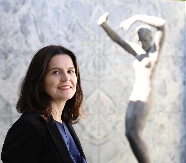 Laura Martínez de Guereñu obtiene la primera Beca Lilly Reich para la igualdad en la arquitectura, Laura Martínez de Guereñu. Image © Eva Guillamet