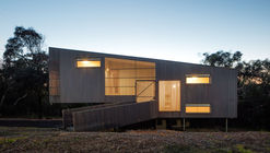 Residência Aireys / Irons McDuff Architecture
