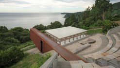 Observatório Enoura / Hiroshi Sugimoto | New Material Research Laboratory