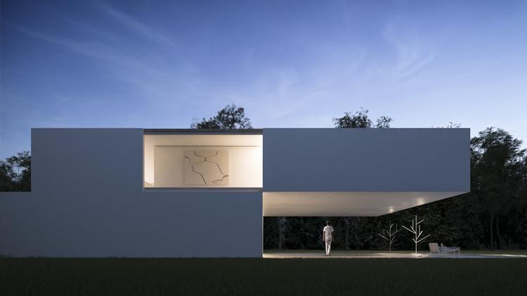 Casa en el Lago / Fran Silvestre Arquitectos, Cortesía de Fran Silvestre Arquitectos