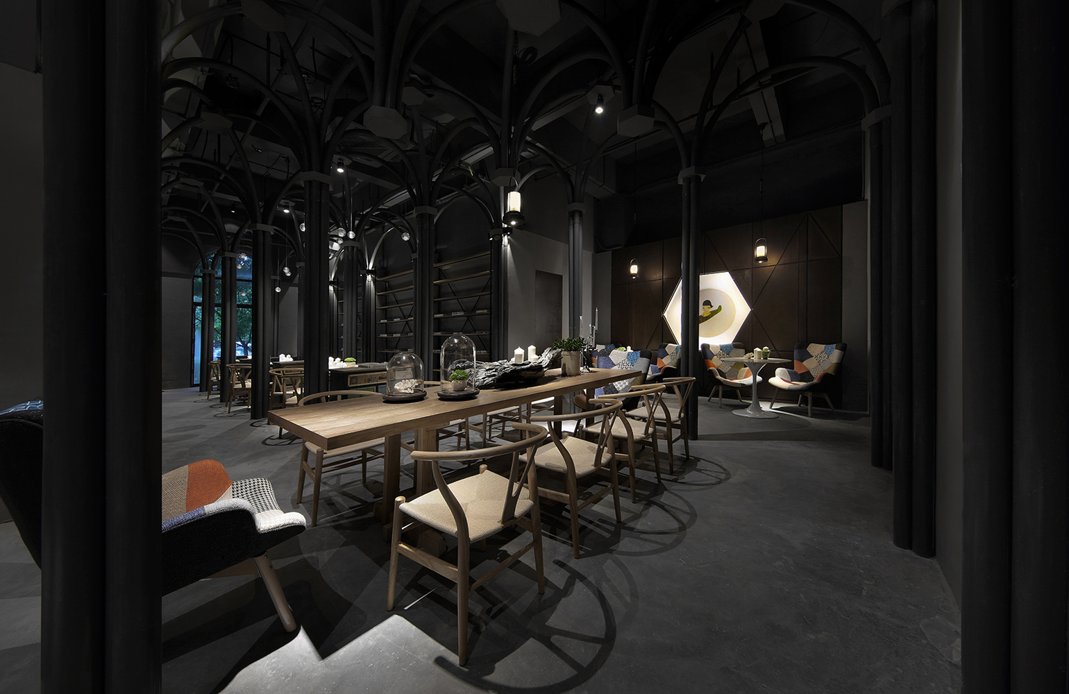 Gallery Of Architecture In Black A Selection Of The Best Dark Interiors 23