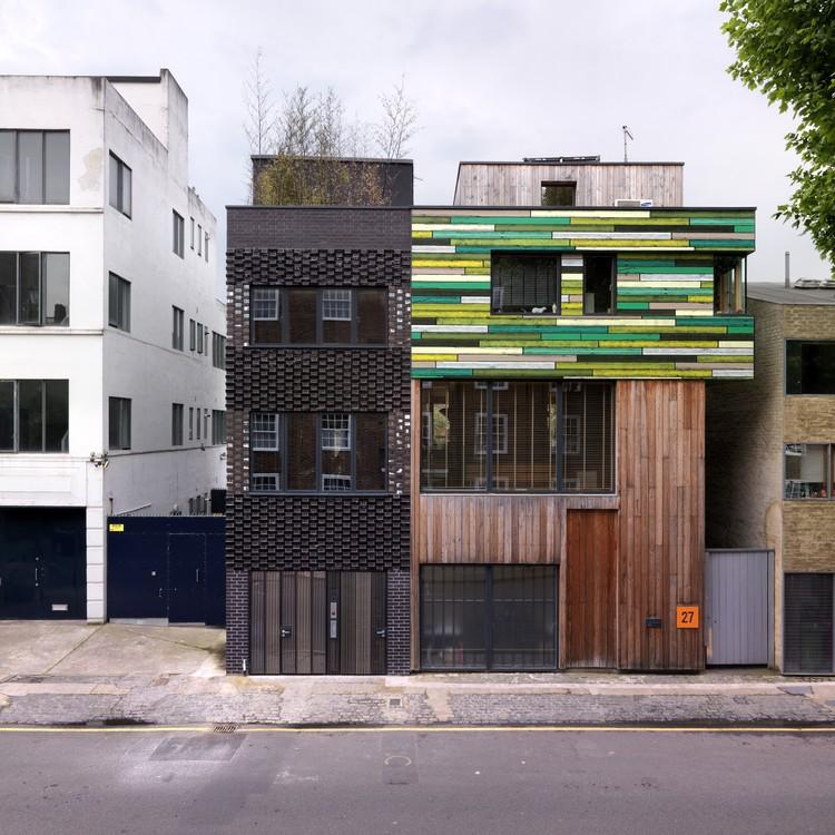 Black Volcano   / Urban Mesh Design, © Charles Hosea