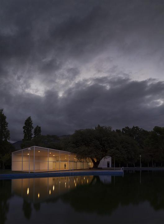 Salón Multiuso Cafayate / CCFGM. Image © Federico Cairoli