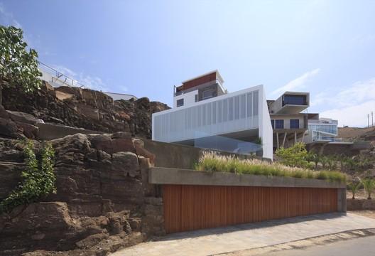 Casa Lapa / Martín Dulanto. Image © Juan Solano Ojasi