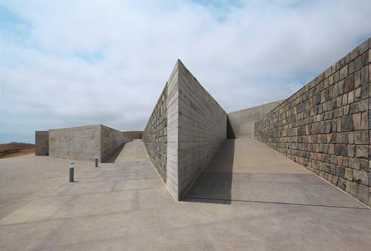 Museo de Sitio de Pachacamac / Llosa Cortegana Arquitectos. Image © Juan Solano Ojasi