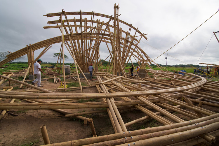 The Go-To Guide for Bamboo Construction, © Lucila Aguilar