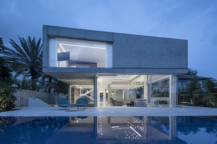 D3 House / Pitsou Kedem Architects | ArchDaily on