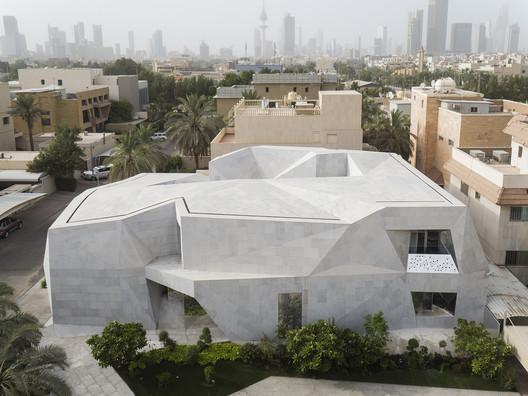 Rock House / AGi Architects