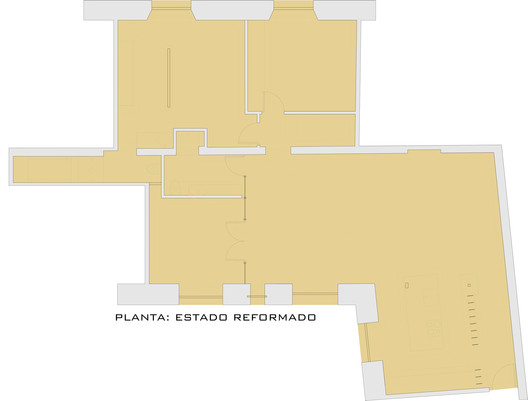 Floor Plan (Refurbished Situation)