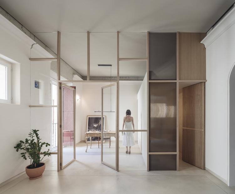Casa en Palacio / Ideo arquitectura, © Imagen Subliminal (Miguel de Guzmán + Rocío Romero)