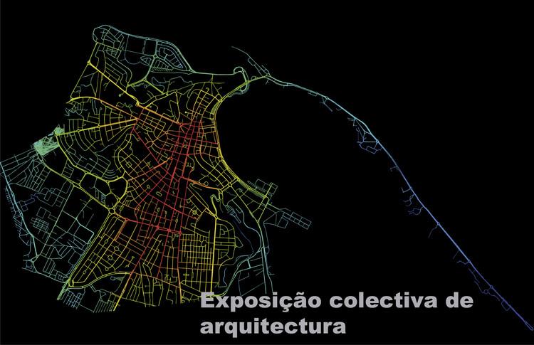 """Inauguração da exposição """"Emerging Architecture Studios Based in Luanda"""", Emerging Architecture Studios Based in Luanda. © ObA"""