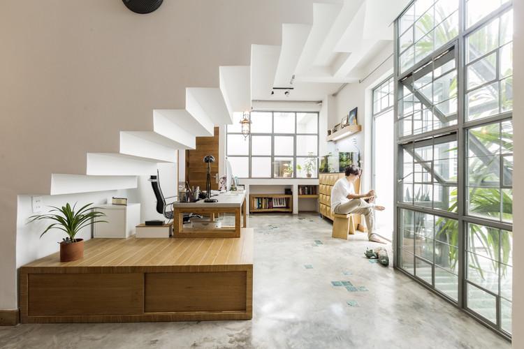 HÒA House / KHUÔN Studio, © Thiet Vu
