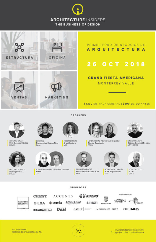 Architecture Insiders, the business of design
