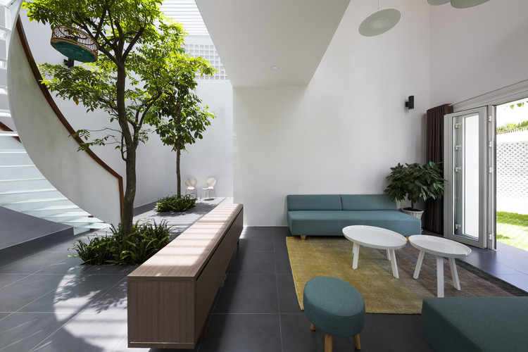 T House / Kiến trúc sư sáng tạo, © Hiroyuki Oki