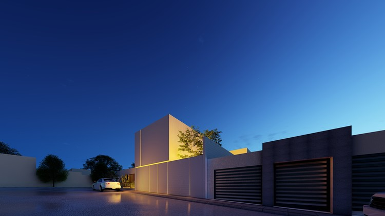 Resultados del séptimo taller de diseño arquitectónico 'Vivienda Unifamiliar' por Cota Paredes Arquitectos, © Manuel Alejandro Galán García