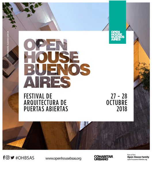 Resultado de imagen para Open House Buenos Aires 2018
