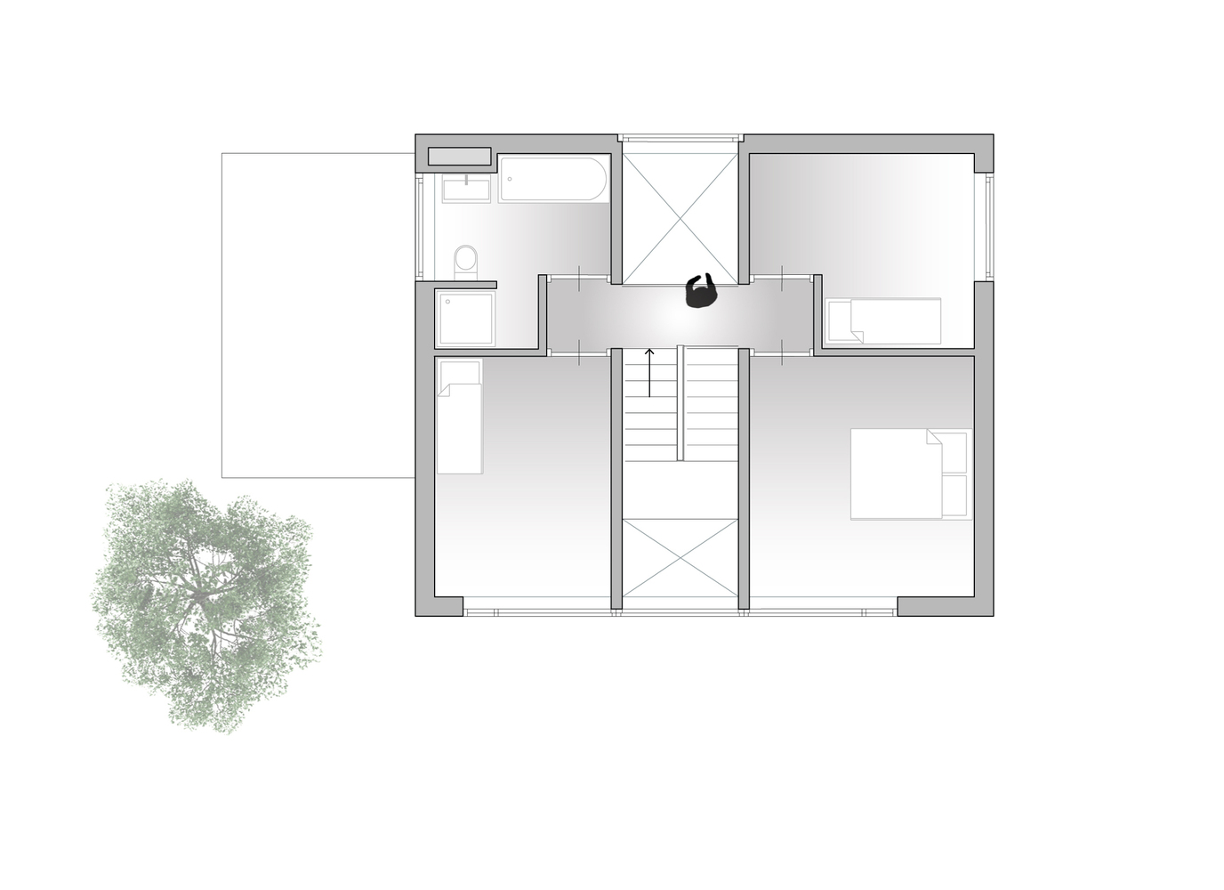 Gallery of DIY House / Reset Architecture - 17 on building floor plans, complex floor plans, draw simple floor plans, do it yourself floor plans, car floor plans, friends floor plans, work floor plans, gardening floor plans, square house floor plans, baby floor plans, general floor plans, style floor plans, entertainment floor plans, spring floor plans, kitchen floor plans, food floor plans, storage floor plans, fun floor plans, inspiration floor plans, technology floor plans,