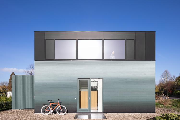 DIY House / Reset Architecture, © Stijn Poelstra