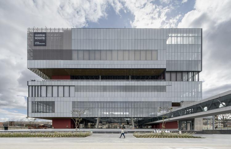 Estos son los proyectos ganadores de la XXVI Bienal Colombiana de Arquitectura, Primer Lugar en la categoría proyecto arquitectónico: Ágora Bogotá Centro de Convenciones / Bermúdez Arquitectos + Estudio Herreros. Image © Enrique Guzmán