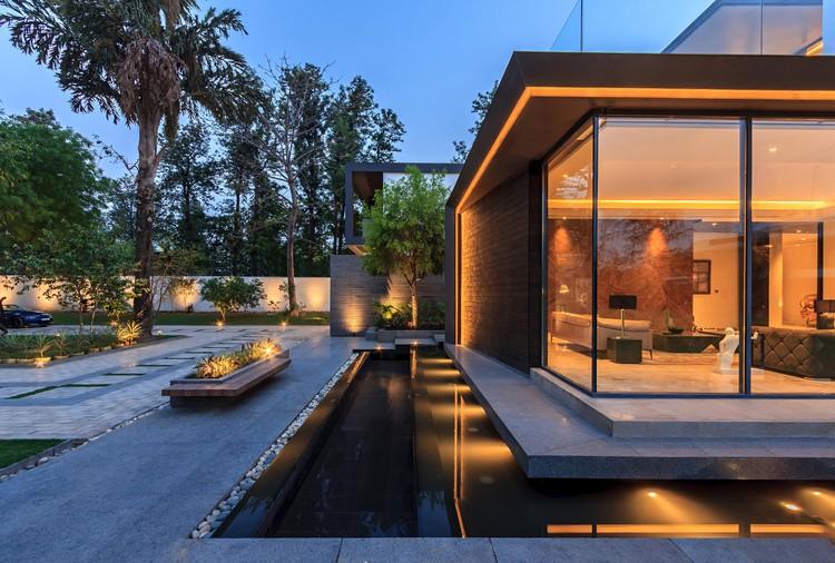 Residência Caryota / Dada & Partners, © Ranjan Sharma