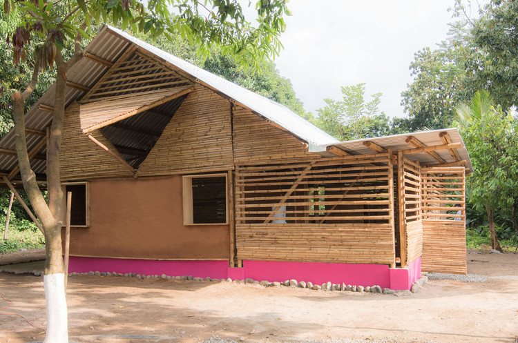 Crece tu Casa / Lucila Aguilar Arquitectos, © Lucila Aguilar