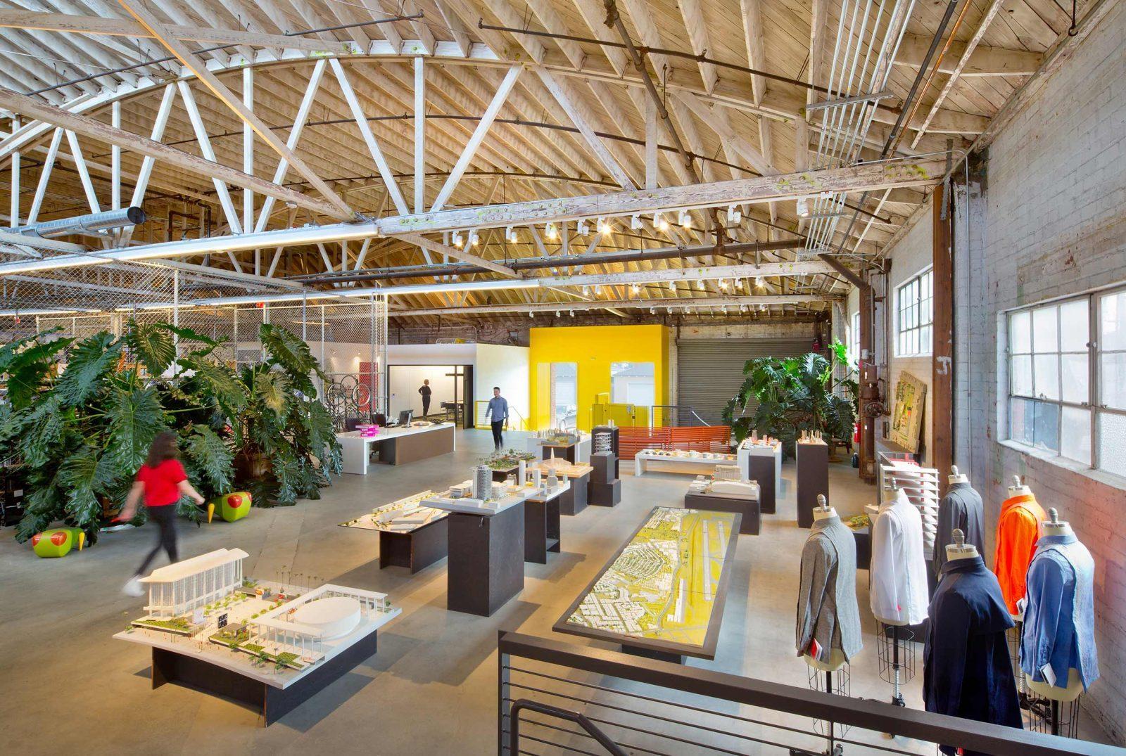 Rios Clementi Hale Studios Address Gentrification Through New L.A. Office
