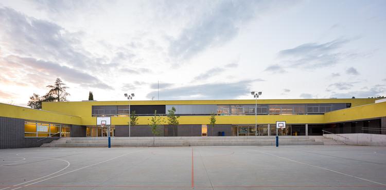 Escuela de educación infantil y primària Soler de Vilardell / Forgas Arquitectes, © Simón García