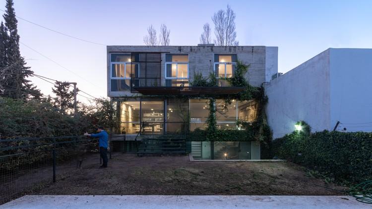 Residência 3 / Pablo Senmartin, © Gonzalo Viramonte