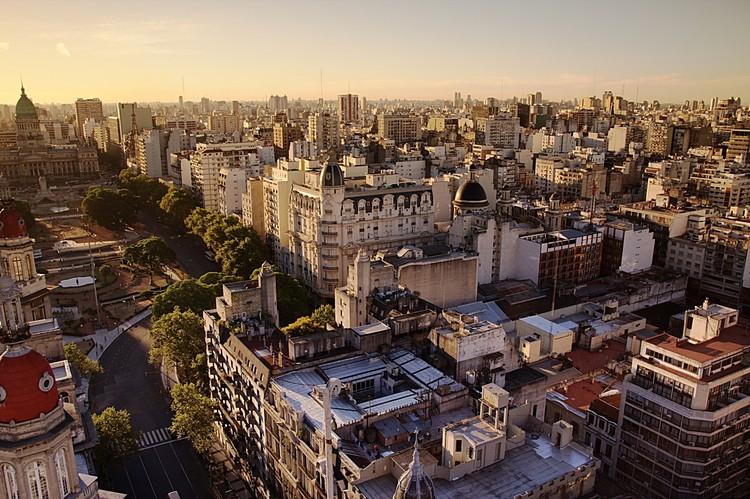 Los edificios que podrás visitar en el Open House Buenos Aires 2018, vía Flickr user: Luis Argerich CC BY 2.0