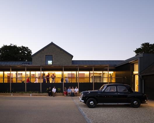 Stapleford Granary / MCW Architects