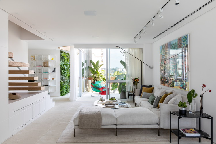 Apartamento Salvador / Tria Arquitetura, © Fran Parente