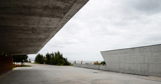 Exit square. Image © Peiru Yin