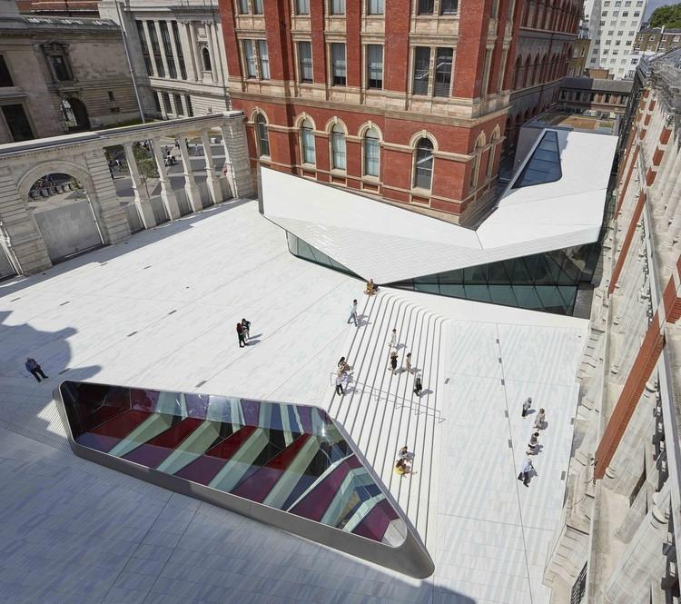 Frida Escobedo entre los 30 arquitectos más influyentes en Londres,  by Hufton + Crow