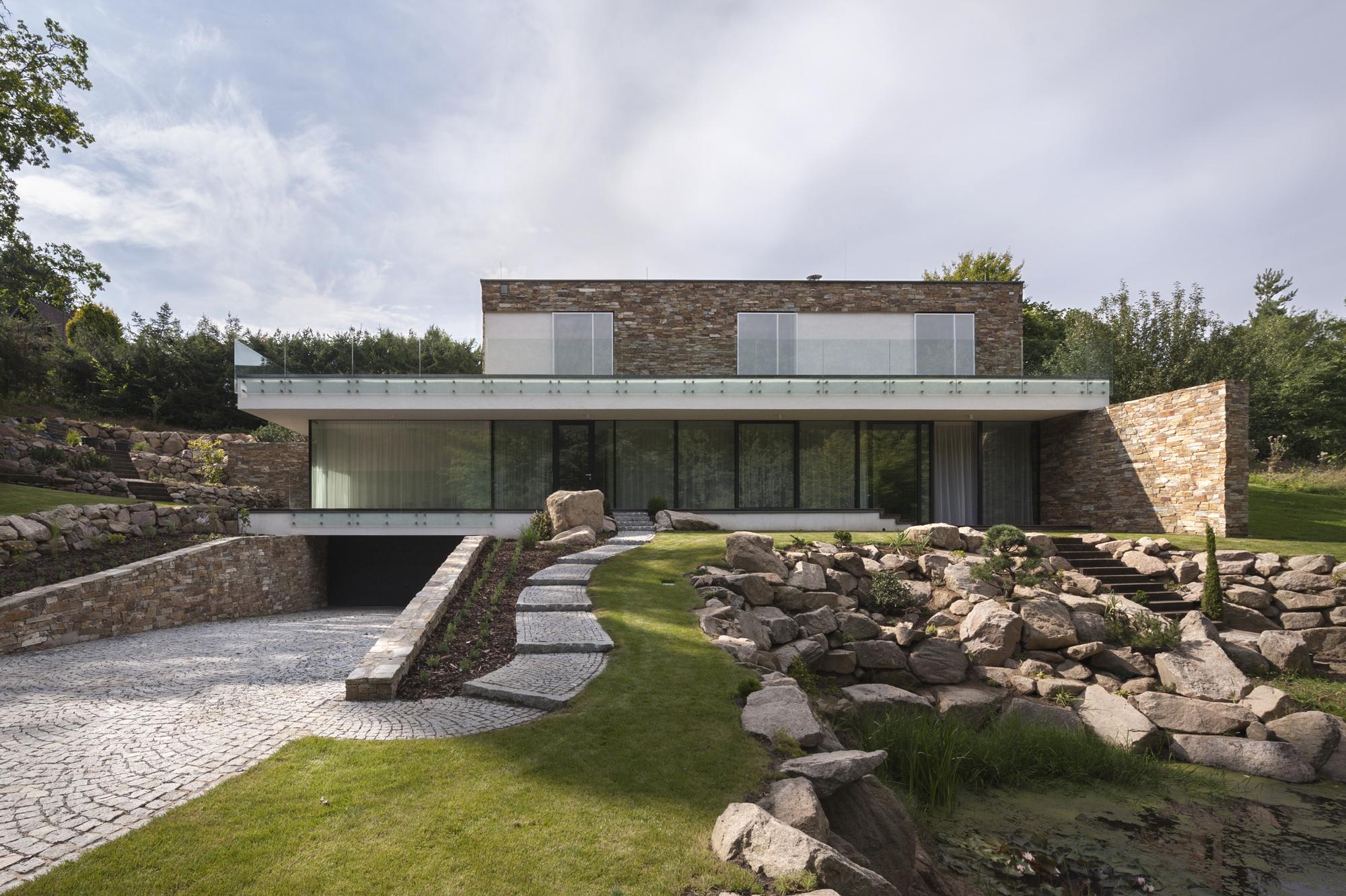 House Srbín / martincenek architecture