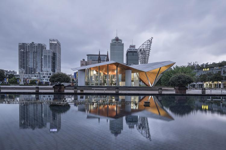 Tianyi Pavilion / UM, © FangFang Tian