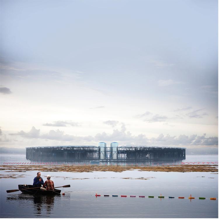 Proyecto universitario busca bioremediar la bahía de Quinteros, zona de sacrificio costera en Chile, Cortesía de Leonardo Quinteros