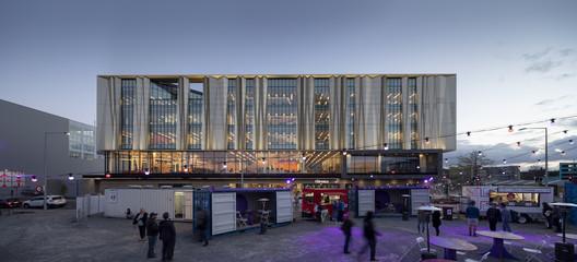 Schmidt Hammer Lassen Designs Earthquake-Resistant Library in Christchurch