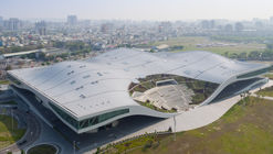 National Kaohsiung Center for the Arts / Mecanoo