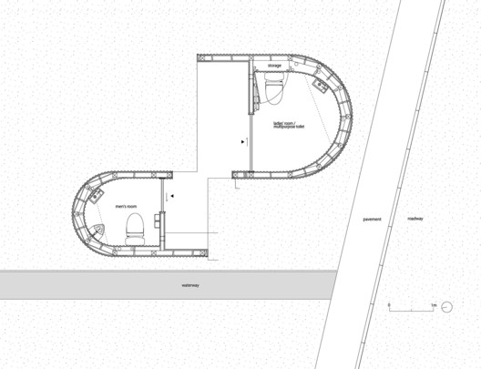 vía Kubo Tsushima Architects
