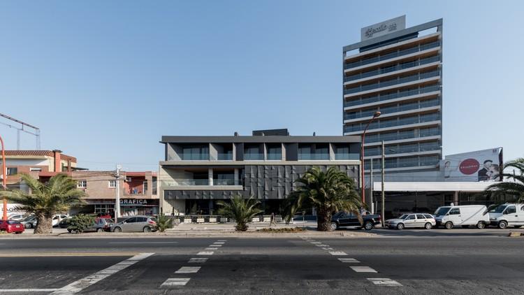 Hotel estilo mb / Z + BCG arquitectos, © Gonzalo Viramonte