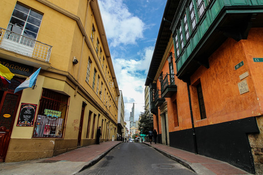 La Candelaria Neighborhood. Image © Stefanía Álvarez