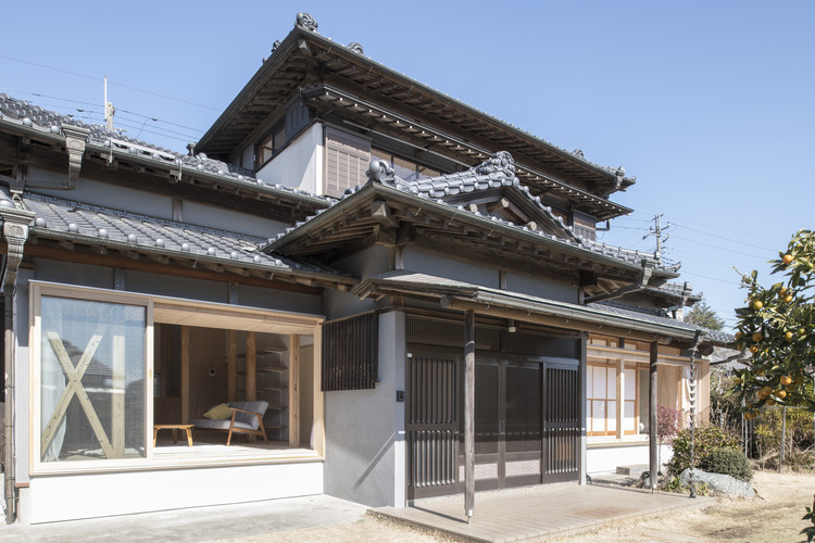 House in Sakura / Naoyuki Tokuda / tokudaction, © Masaki Komatsu