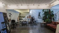 Casa Atelier Sérgio Fingermann / Rossi Barbosa Arquitetos Associados