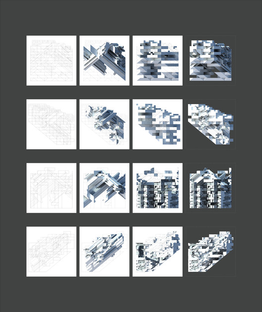 H]oax [A]ssemblies: Coherent Ontology / Rishabh Khurana. Image Courtesy of World Architecture Festival