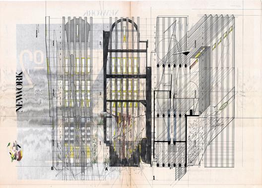Calendar House /Luke Erickson. Image Courtesy of World Architecture Festival